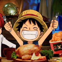 See the Straw Hat Pirates as Kids in New Menu Ad