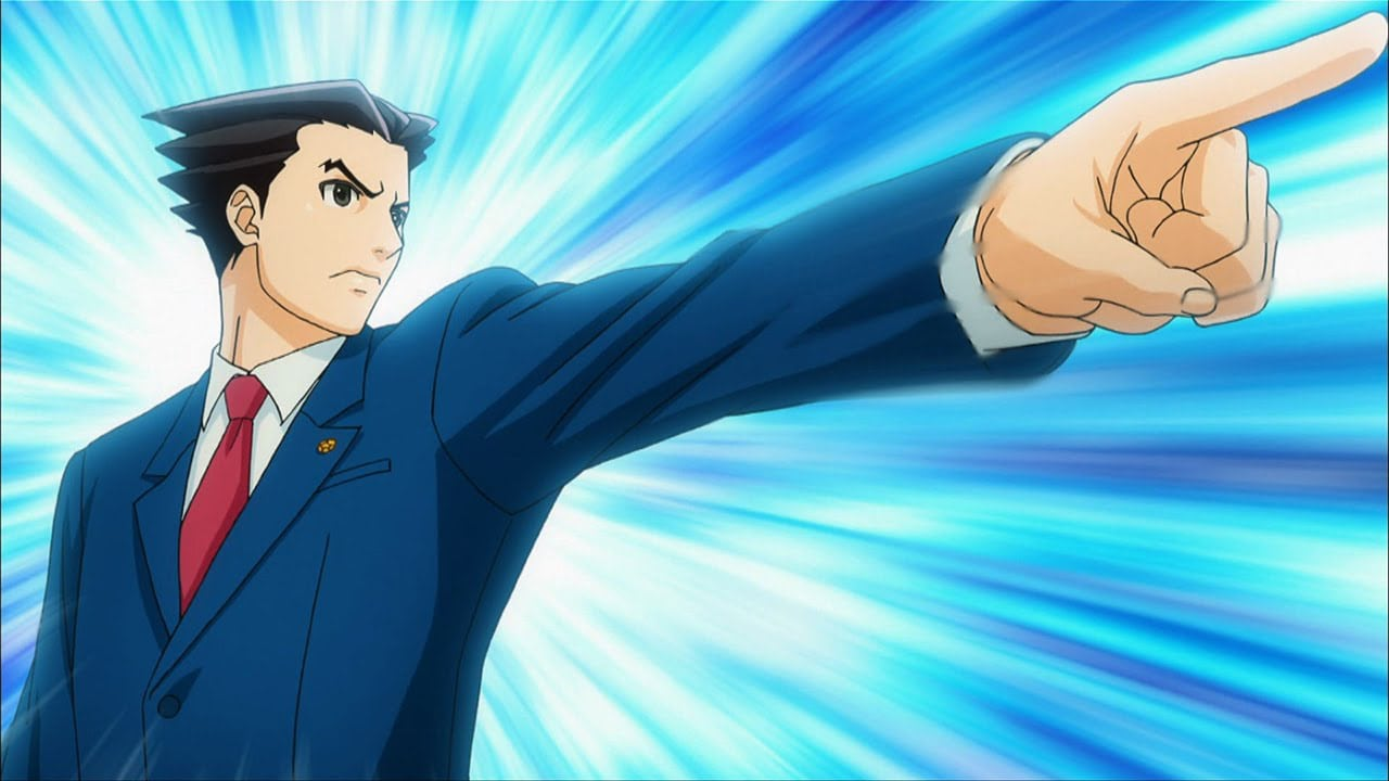 Let's hear it for the Ace Attorney localizations!