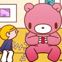 GLOOMY THE NAUGHTY GRIZZLY Anime Streams on Crunchyroll