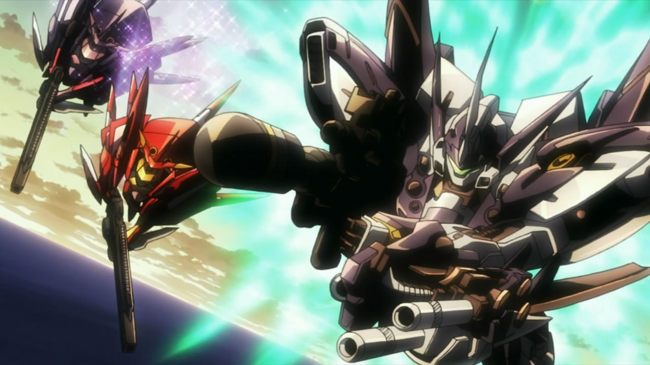 Masami Obari has super robot experience from all over