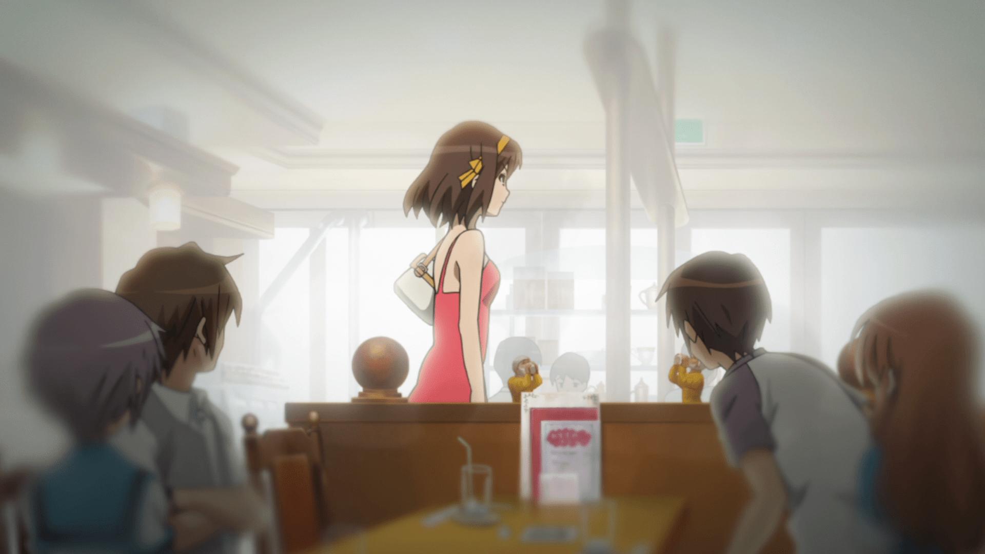 Haruhi - Endless Eight