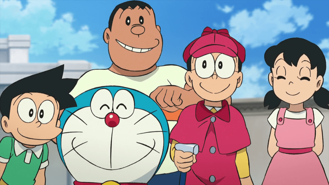 Have you seen Japan's most popular anime?
