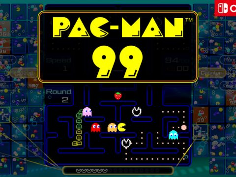 Pac-Man 99 Now Available For Nintendo Switch Online Members