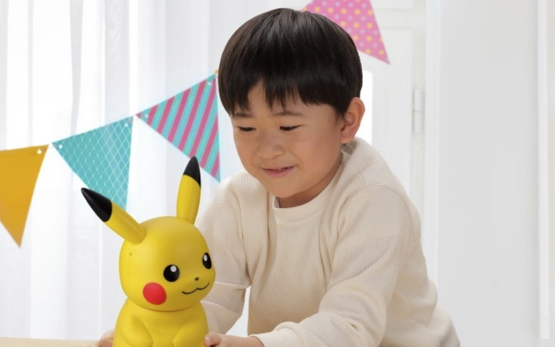 New Pikachu Robot Sings, Dances and Attacks