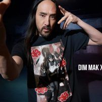 Steve Aoki and VIZ Come Out With New Naruto Apparel