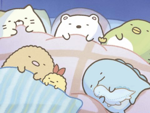 Second Sumikko Gurashi Movie Planned for This November