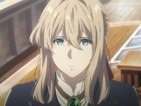Violet Evergarden: The Movie Heads Home in Japan on 4K HDR Blu-ray