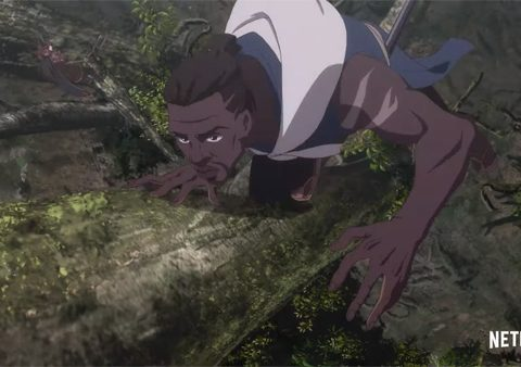 New English-Language Yasuke Trailer Drops