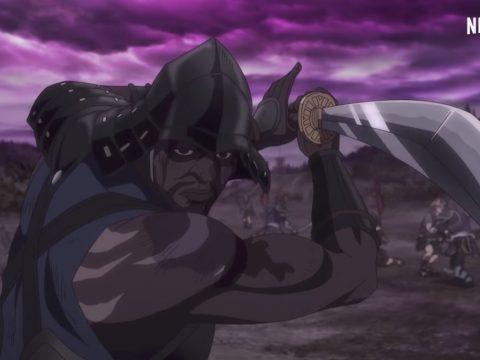 See More of Netflix's Original Anime Yasuke in New Trailer