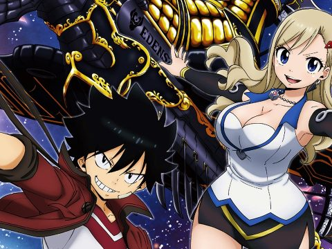 Hiro Mashima's EDENS ZERO Hits Netflix Worldwide This Fall