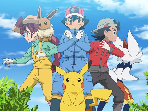 Pokémon Anime Continues on Netflix with Pokémon Master Journeys