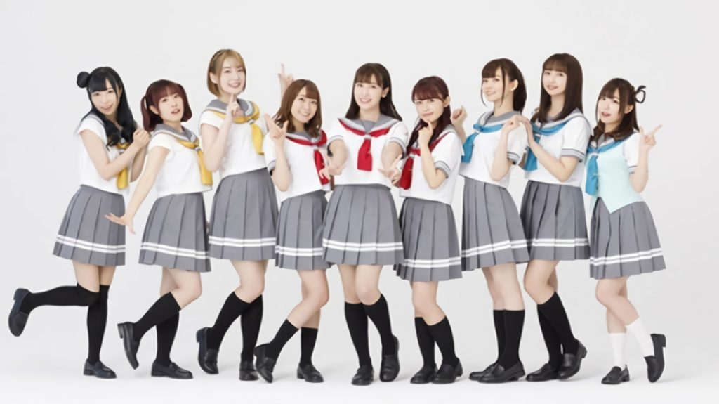 Love Live's Aqours Unit Shares Teaser for First Live-Action Promo