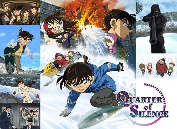 Detective Conan: Quarter of Silence Getting Manga Adaptation