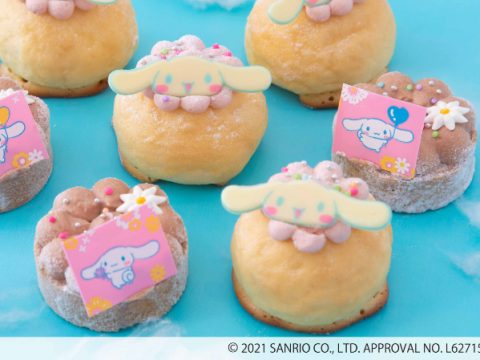 Get Sweet in Osaka with These Cinnamoroll Inspired Desserts