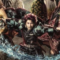 Second Demon Slayer Stage Play Reveals Costumed Cast Visuals
