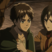 """Eren x Mikasa """"Romcom Collection"""" On The Way from Japanese Magazine"""