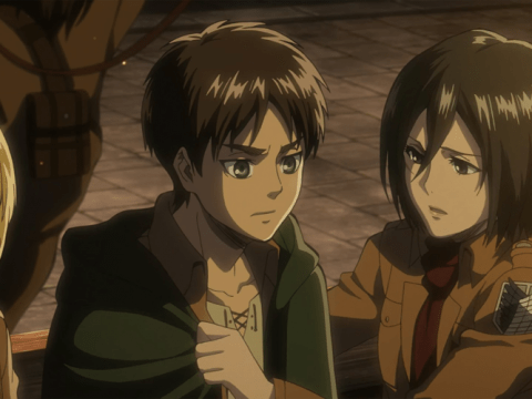 "Eren x Mikasa ""Romcom Collection"" On The Way from Japanese Magazine"