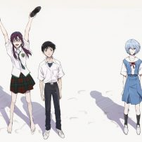 Evangelion 3.0+1.0 Becomes Hideaki Anno's Highest-Grossing Film