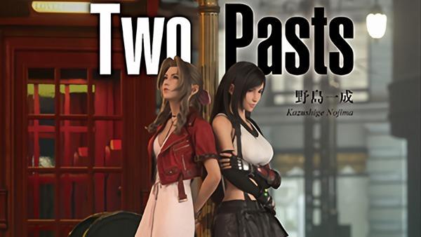 Original FFVII Writer Publishing Novel About Aerith and Tifa