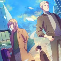 BL Manga Given Receiving Live-Action Series, OAD