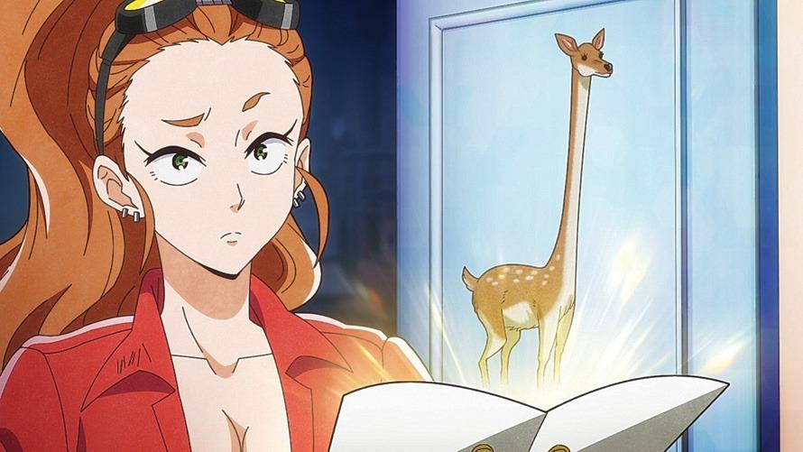 Heaven's Design Team [Anime Review]