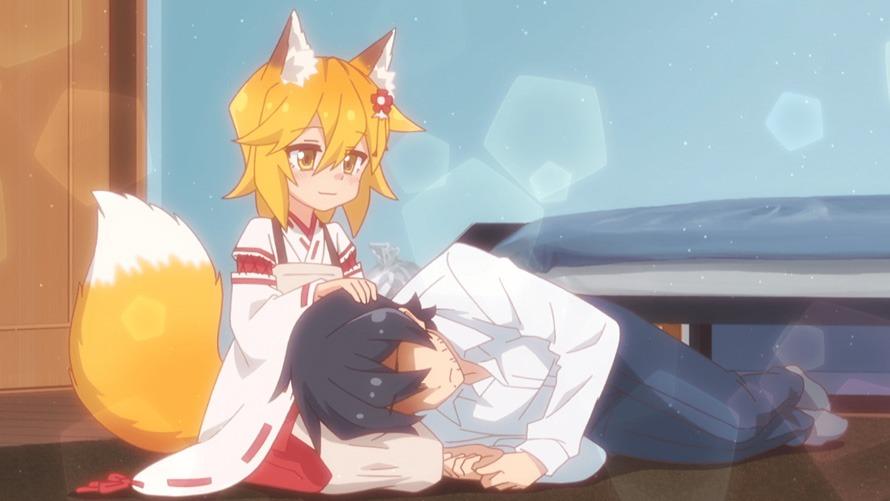 The Helpful Fox Senko-San