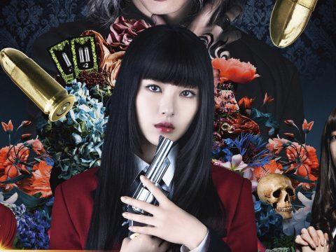 Live-Action Kakegurui Movie Sequel Will Now Open in Japan on June 1