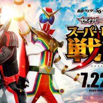 Saber + Zenkaiger: Super Hero Senki Crossover Movie Releases Trailer