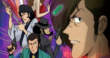 Discotek to Release Lupin OVA, City Hunter 2, Black Rock Shooter and More