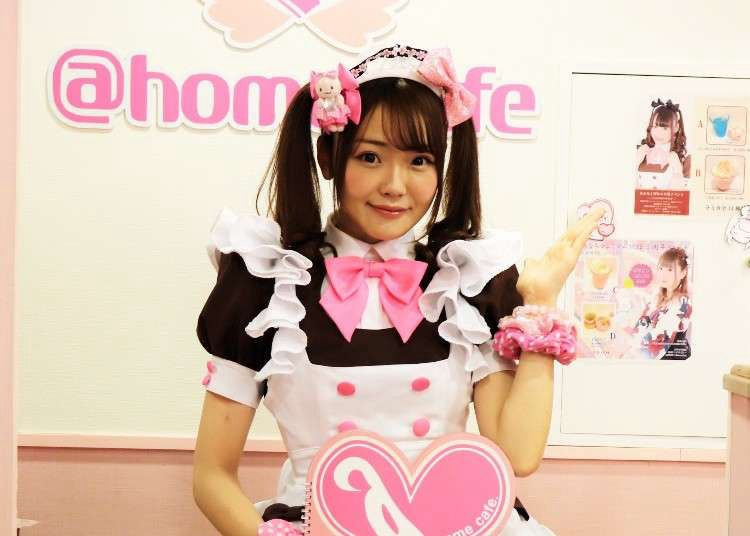 Why Tokyo Police Are Arresting Some People Running Maid Cafés