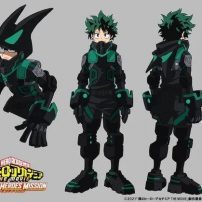 Upcoming My Hero Academia Movie Teases Stealth Suit Designs