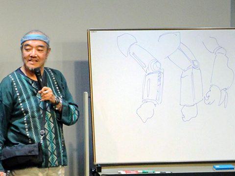 Macross Mechanical Designer Kazutaka Miyatake is Out of the Hospital