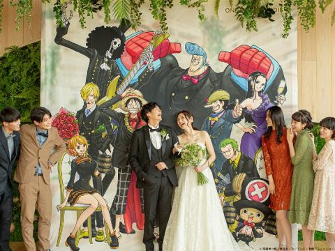 Tie the Knot with a One Piece Wedding Ceremony