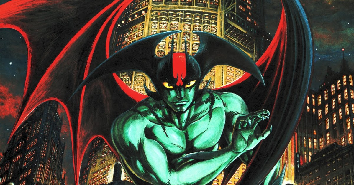 Devilman has many faces, and some are drastically dissimilar