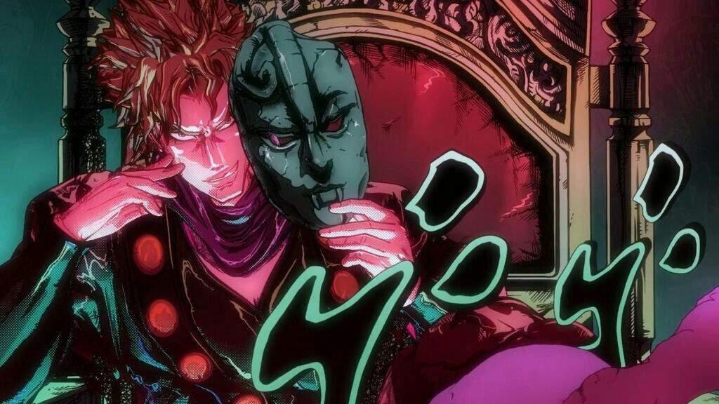 Dio, JoJo's Bizarre Adventure