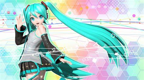 Hatsune Miku has many forms, some of them horrifying