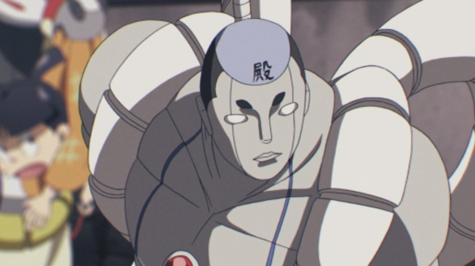 Steel Samurai: Warrior of Neo Olde Tokyo (Ace Attorney)