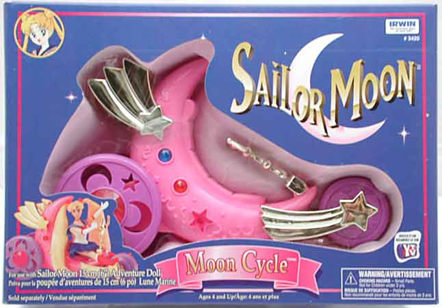 Sailor Moon's Moon Cycle