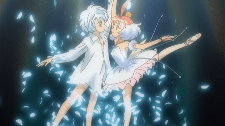 The dancing of Princess Tutu is pretty accurate