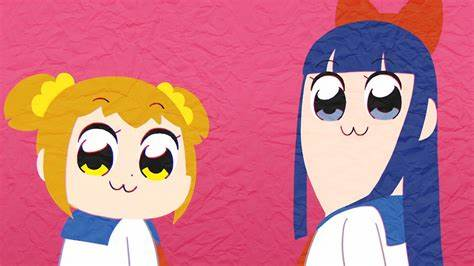 Pop Team Epic made some wild anime voice acting choices
