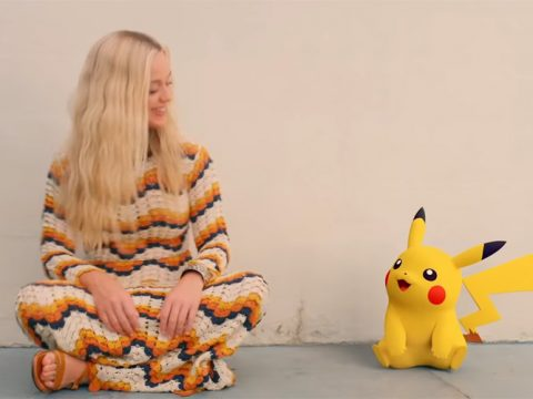Katy Perry and Pikachu Hang Out in New Music Video