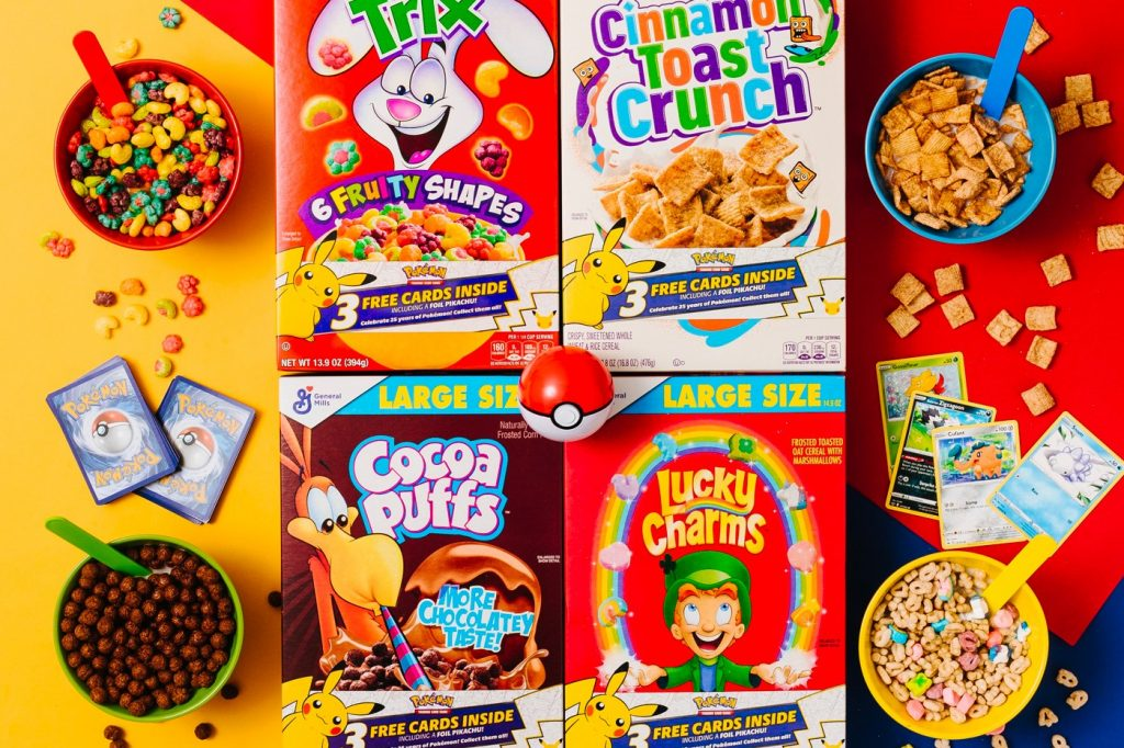 Pokémon Card Scalpers Cause Chaos in the Cereal Aisle