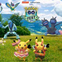 Pokémon GO Fest 2021 Shares Details for July Event