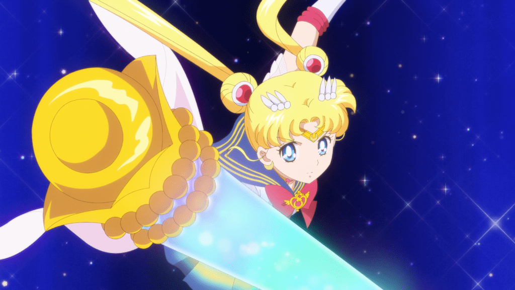 Netflix Reveals Sailor Moon Eternal Trailer, Key Art, and Voice Cast