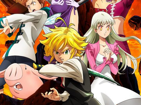 The Seven Deadly Sins: Dragon's Judgement Anime Shares Final Climax Visual