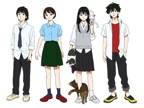 Sonny Boy Anime Hits Screens July 15, Lines Up Cast