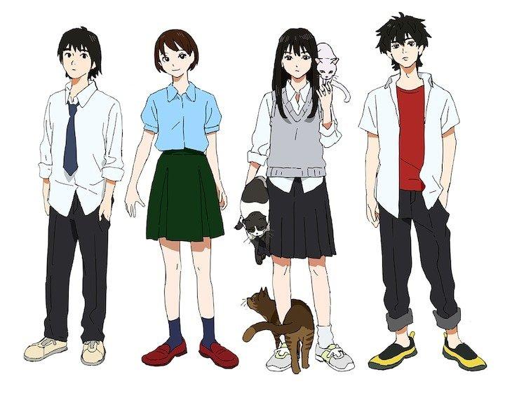 Sonny Boy Anime Hit Screens July 15, Lines Up Cast