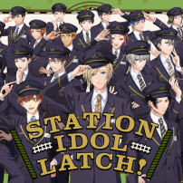 Station Idol Latch Franchise Makes Handsome Idols into Train Station Workers