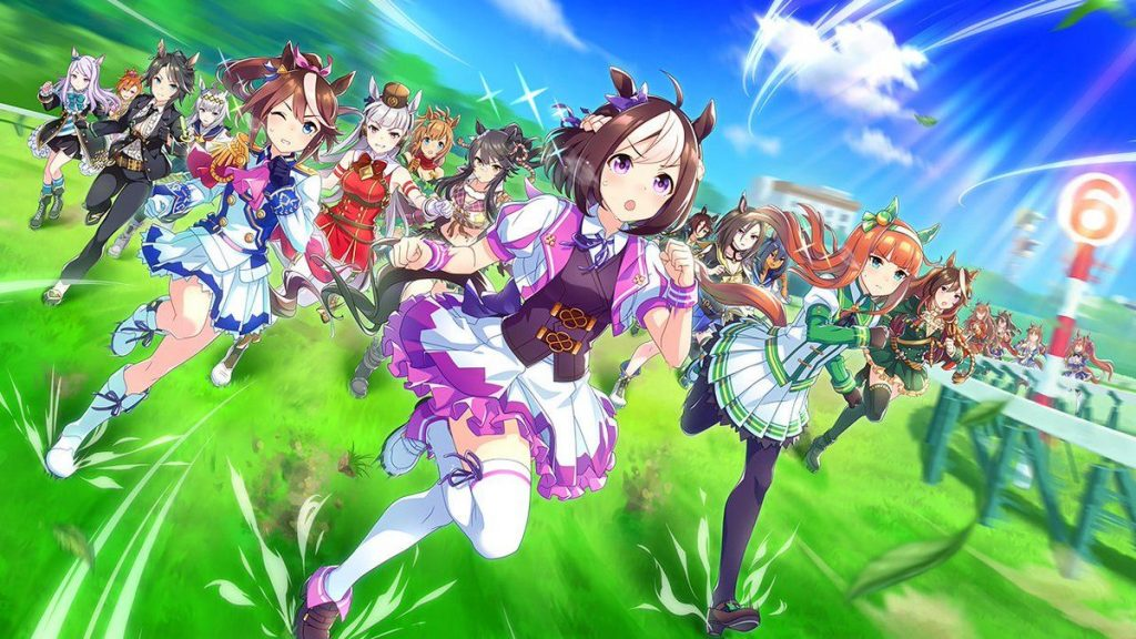 Uma Musume Pretty Derby Fans Help Take Care of Retired Racehorse