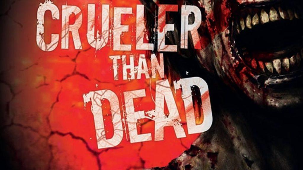 ABLAZE Publishing Licenses Crueler Than Dead, Versus Fighting Story